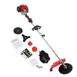 4in1 Weed Eater String Grass Trimmer Lawn Edger Gas Powered