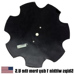 Little Wonder Bed Shaper Replacement Blade Disc with Holes 1