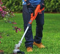 Black and Decker Cordless Trimmer String Weed Eater Grass Ed