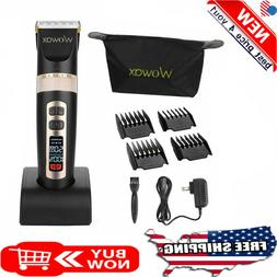 Hair Clippers for Men Boys Professional Cordless Hair Trimme