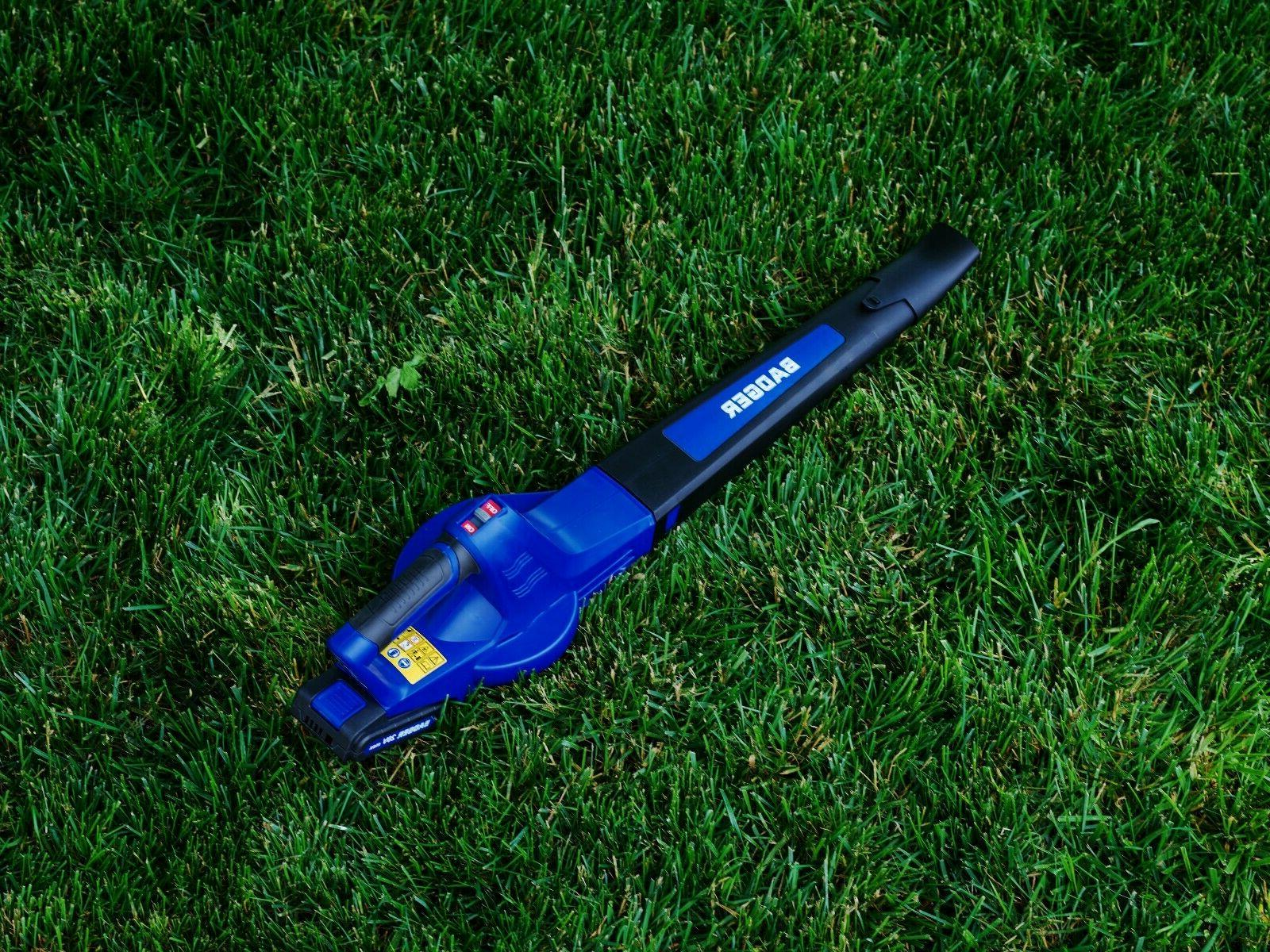 Badger Cordless Lithium-ion Trimmer/Edger &