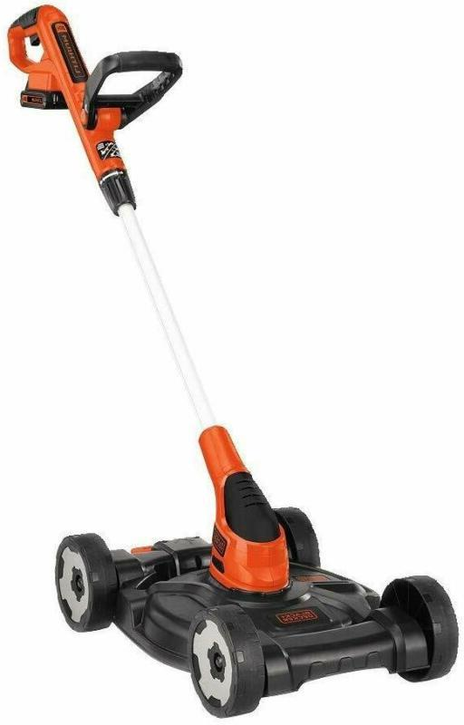 3 in 1 lawn mower string trimmer