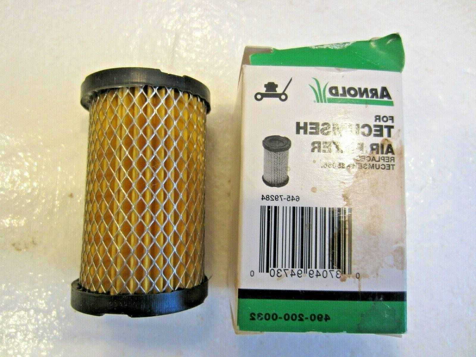 air filter for craftsman edger with tecumseh