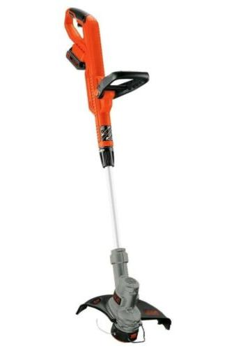 battery powered weedeater weed wacker string trimmer