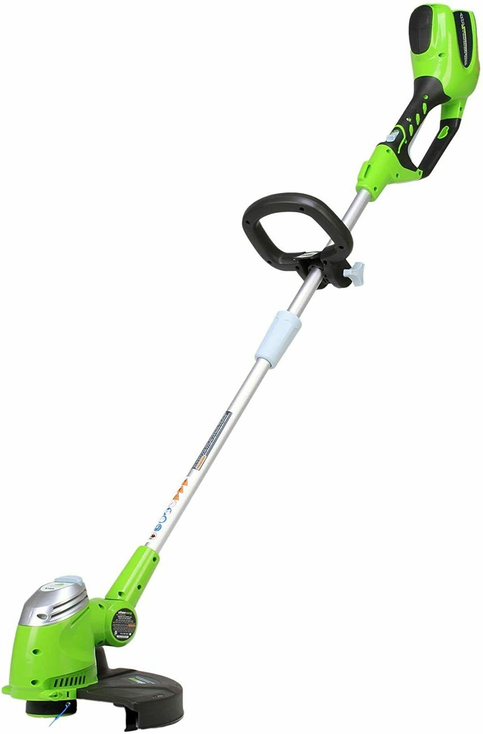 Cordless String Trimmer Eater 40V Tool Not