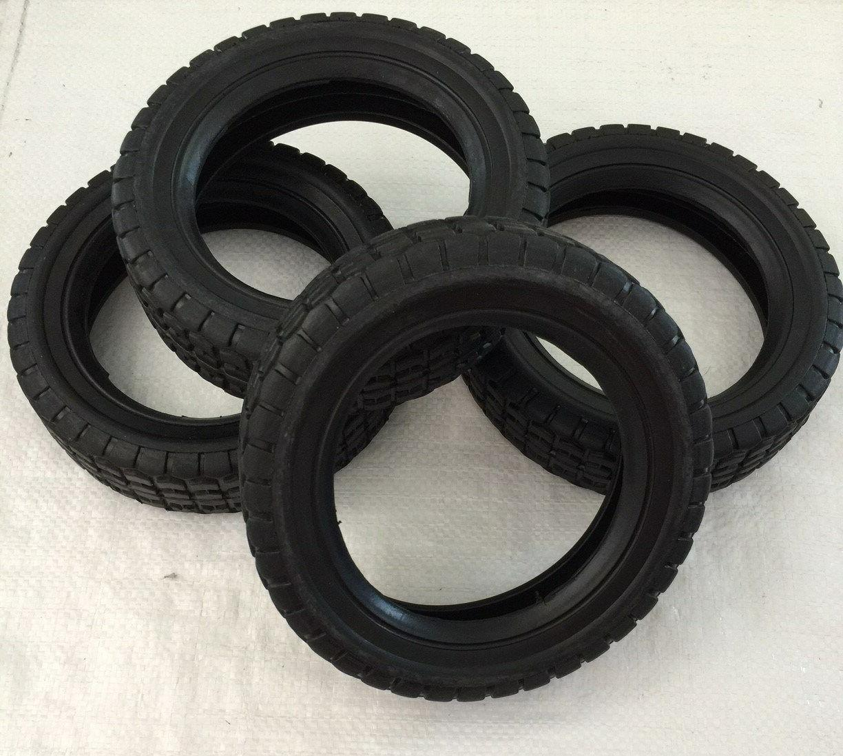 """Mclane Edger and Mower Replacement 8""""Tire  4 pack USA!"""