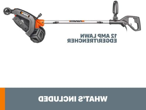 Electric Adjustable Shaft Handle 12 Amp In