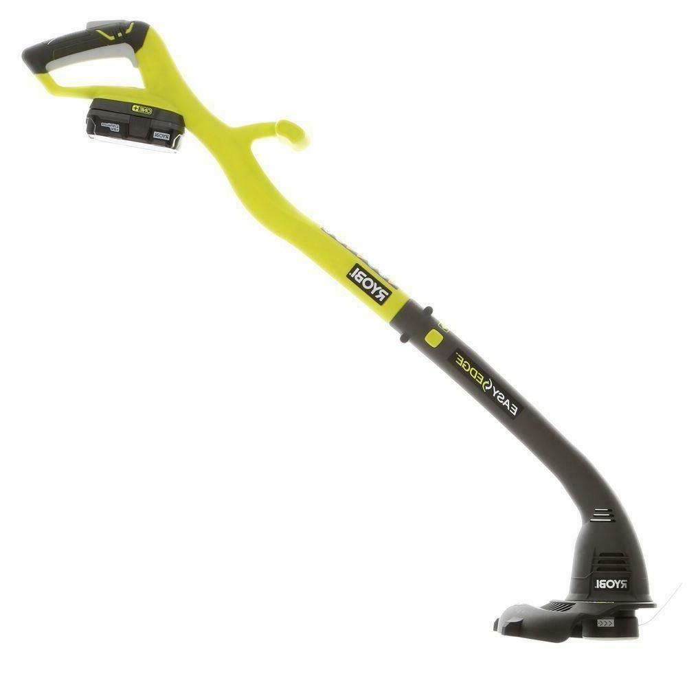 Electric Trimmer Blower Combo