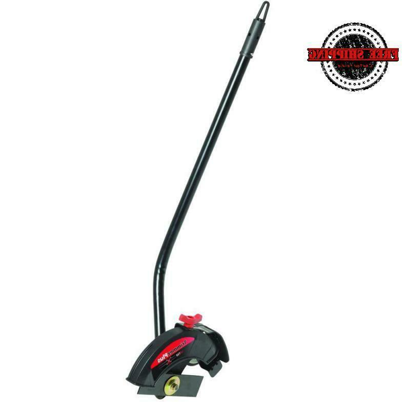 lawn edger attachment for trimmer add on