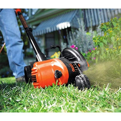 BLACK+DECKER LE750 Amp 2-in-1 Edger and Trencher