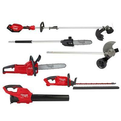 weed hedge trimmer chain saw edger electric