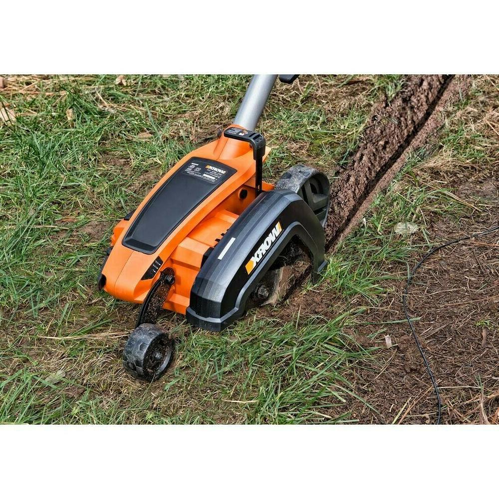 """WORX WG896 7.5"""" Electric Lawn Edger Trencher"""