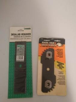 Lawn edger blade Lot new in package