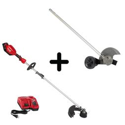 Milwaukee M18 Quik-Lok Lithium-Ion Cordless String Trimmer K