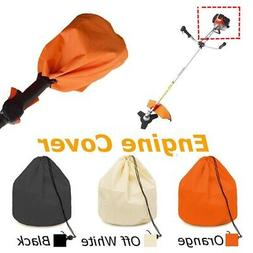 Trimmer Engine Dustproof Cover Bag Stihl Echo Red Max Weedea
