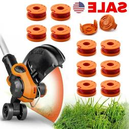 WA0010 Grass Trimmer Line For Worx Trimmer Spools Weed Eater
