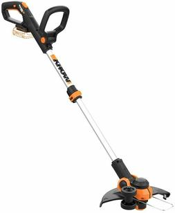 "Worx 12"" 20V Li-ion Cordless Powerful Grass Weeds Lawn Trimm"
