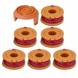 worx wa00replacement spool line for grass
